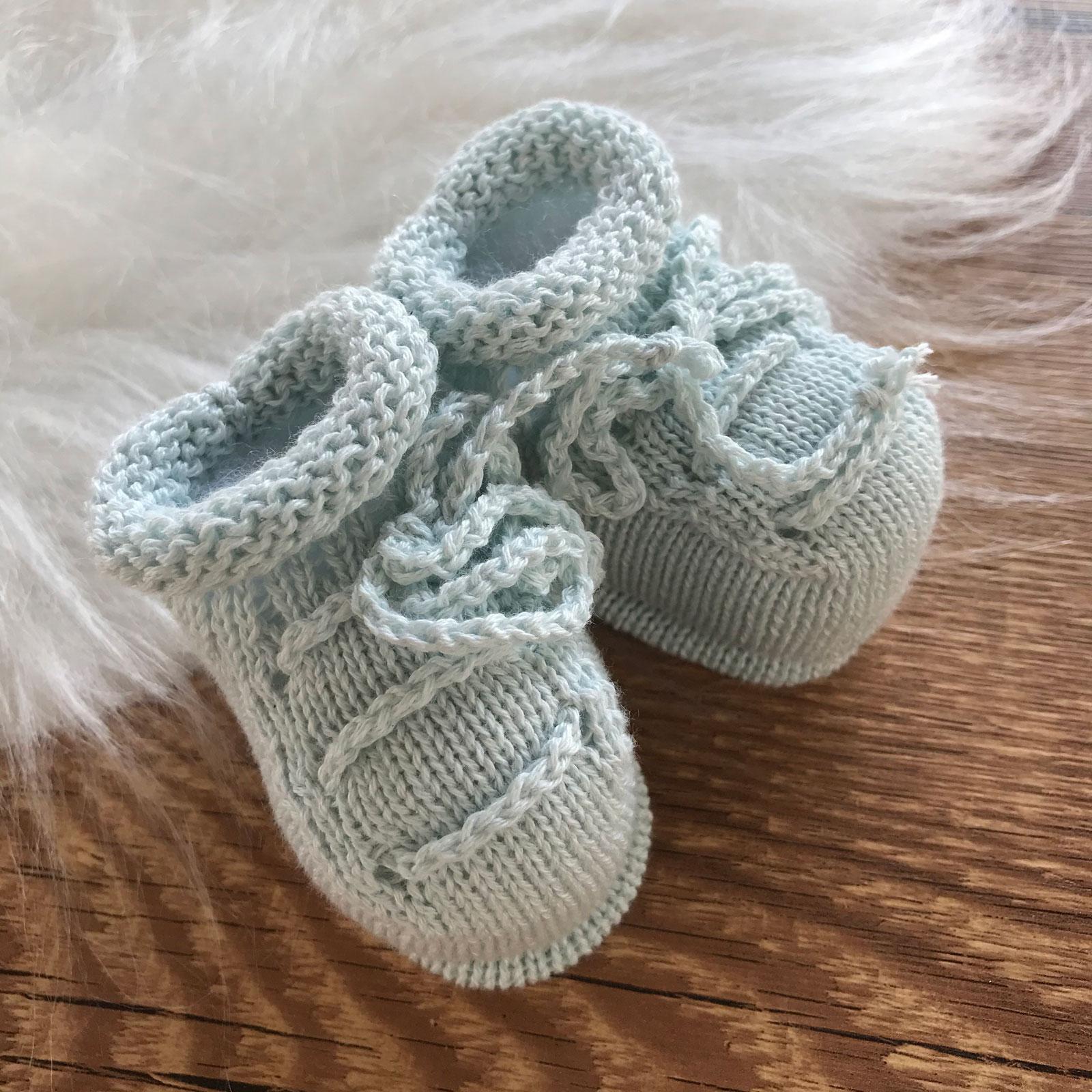 Sapatinho para Bebe