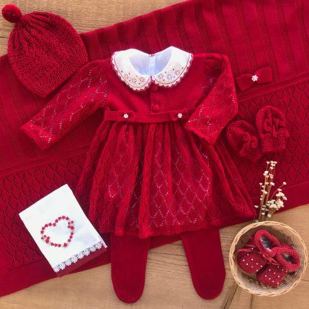 Kit Completo Saida Maternidad