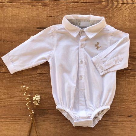 Body Camisa Infantil