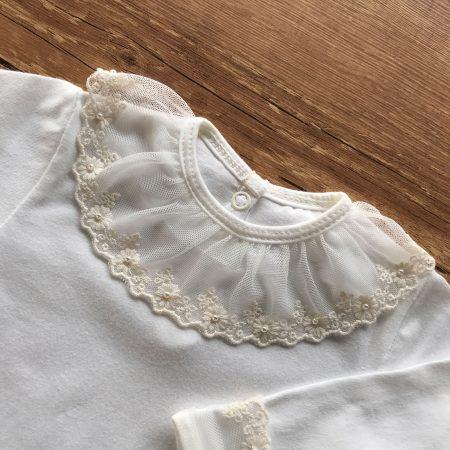 Body Bebê em Algodão Pima
